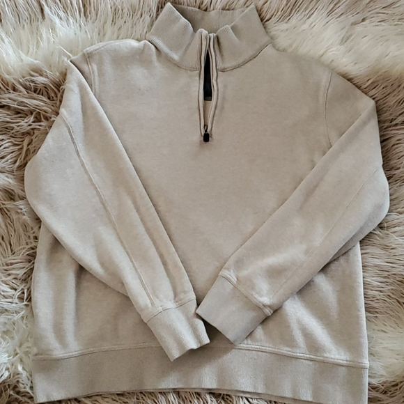XL Eddie Bauer 1/4 Zip Pullover